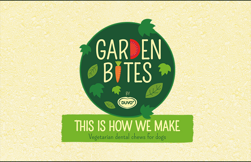 How we make Garden Bites